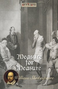Omslagsbild: Measure for measure av