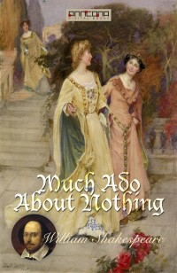 Omslagsbild: Much ado about nothing av
