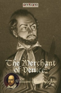 Omslagsbild: The merchant of Venice av