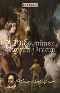 Omslagsbild: A midsummer night's dream av
