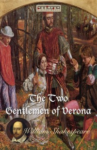 Omslagsbild: The two gentlemen of Verona av