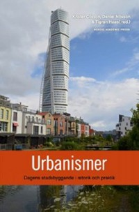 Book cover: Urbanismer av