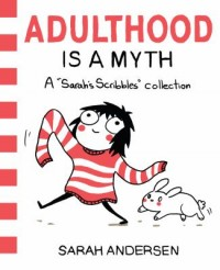 Omslagsbild: Adulthood is a myth av