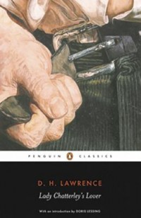 Omslagsbild: Lady Chatterley's lover ; A propos of 'Lady Chatterley's lover' av