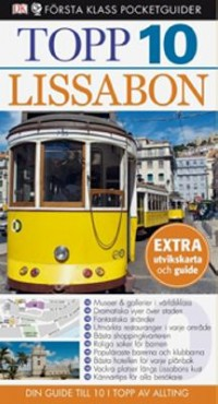 Book cover: Lissabon av