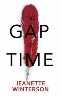 Omslagsbild: The gap of time av