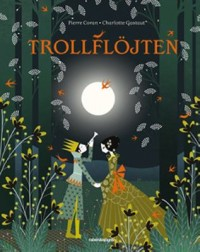 Book cover: Trollflöjten av