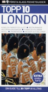 Book cover: London av