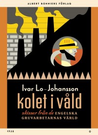 Book cover: Kolet i våld av
