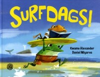 Book cover: Surfdags! av