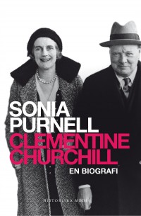 Book cover: Clementine Churchill av