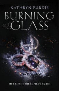 Omslagsbild: Burning glass av