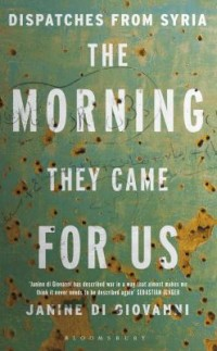 Book cover: The morning they came for us av