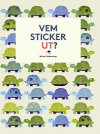 Book cover: Vem sticker ut? av