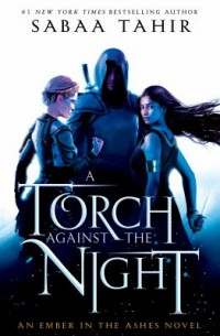 Book cover: A torch against the night av