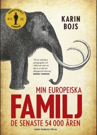 Book cover: Min europeiska familj av