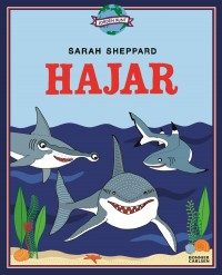 Book cover: Hajar av