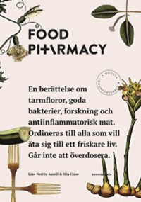 Omslagsbild: Food pharmacy av