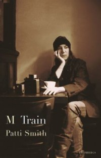 Book cover: M Train av