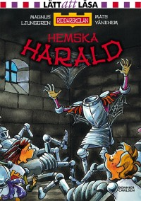 Book cover: Hemska Harald av