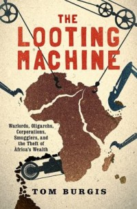 Omslagsbild: The looting machine av