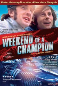 Omslagsbild: Weekend of a champion av