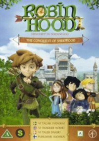 Omslagsbild: Robin Hood: Mischief in Sherwood - The conquest of Sherwood av
