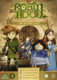 Omslagsbild: Robin Hood: Mischief in Sherwood - The invisible gold av