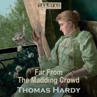 Omslagsbild: Far from the madding crowd av