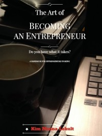 Omslagsbild: The art of becoming an entrepreneur av