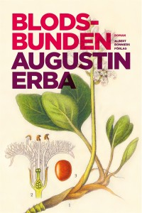 Book cover: Blodsbunden av