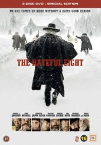 Omslagsbild: The hateful eight av