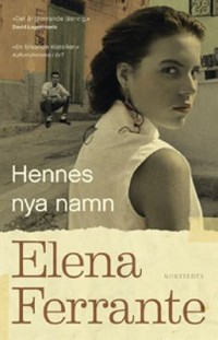 Book cover: Hennes nya namn by