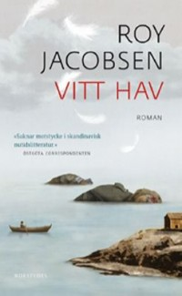 Book cover: Vitt hav av