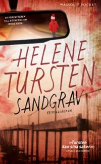 Book cover: Sandgrav av