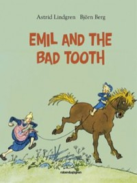 Omslagsbild: Emil and the bad tooth av