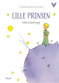 Book cover: Lille prinsen av