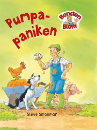 Book cover: Pumpapaniken av