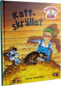 Book cover: Kattskrället av