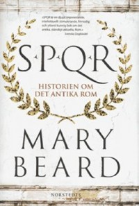 Book cover: SPQR av