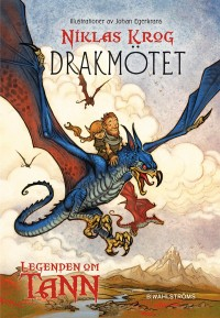 Book cover: Drakmötet av