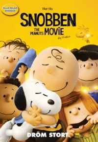 Omslagsbild: The peanuts movie av
