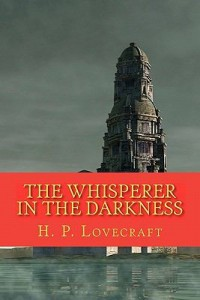 Book cover: The whisperer in the darkness av