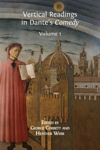 Omslagsbild: Vertical Readings in Dante's Comedy av