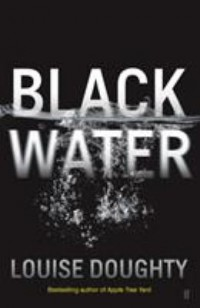 Omslagsbild: Black water av
