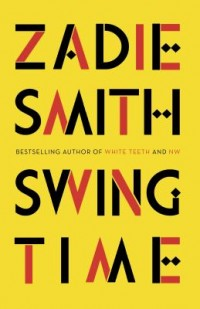 Book cover: Swing time av