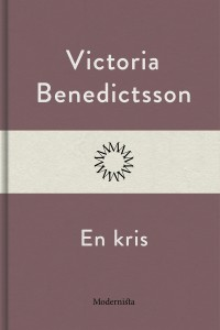 Book cover: En kris av