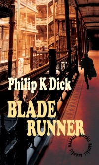 Book cover: Blade runner av