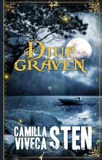 Book cover: Djupgraven av