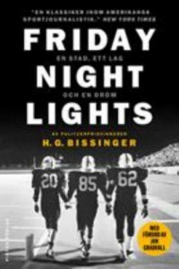 Omslagsbild: Friday night lights av